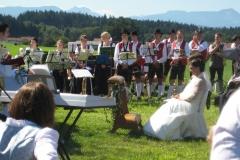 Hochzeitsfeier Steinmaßl, Watzing (10.09.2011)