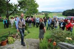 Sommertreff 2016 - Obst und Gartenbauverein Saaldorf (16.07.2016)