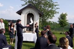 Verschiedene Feiern Geburtstage und Hochzeiten